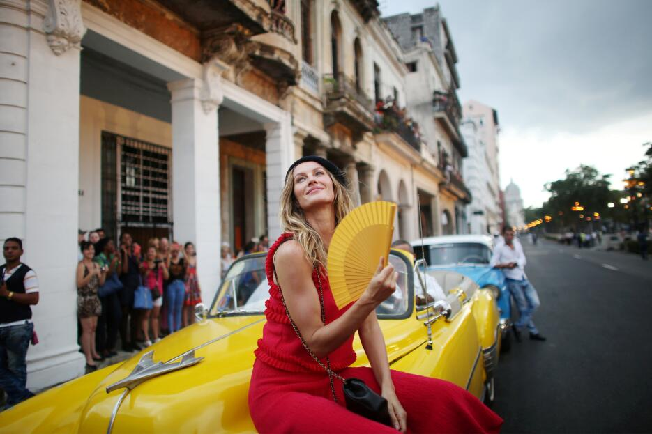 Cuba Chanel
