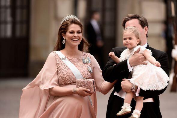 A un día de su nacimiento, la Casa Real de Suecia dio a conocer el rostr...