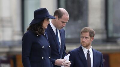 Principe William, Kate Middleton, Príncipe Harry