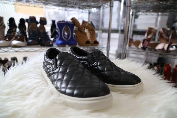 Calzado cortesía de ShoeDazzle.