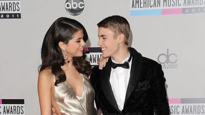 Así derrochaban amor Selena y Justin cuando eran novios. Ahora, queda un...