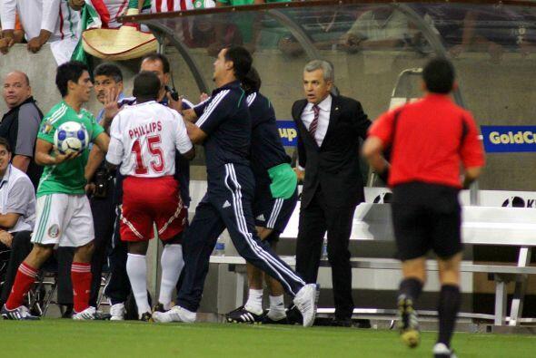 El 'Vasco' participó en algunas ocasiones en broncas con las Chivas y co...