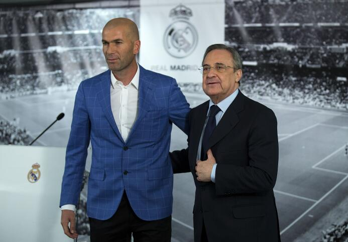 Enhorabuena, Míster Merengue Zinedine Zidane GettyImages-503378330.jpg