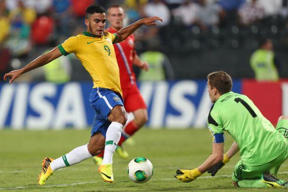 Si bien la Selección de Brasil se ha colocado como la sensaci&oac...