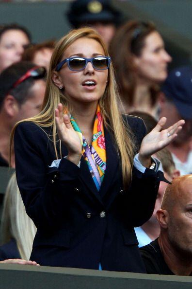 Jelena y Novak han estado involucrados en una relación de noviazgo desde...