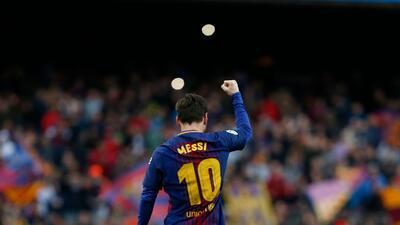 En fotos: Barcelona se acerca a La Liga con un Messi 600 veces heroico.