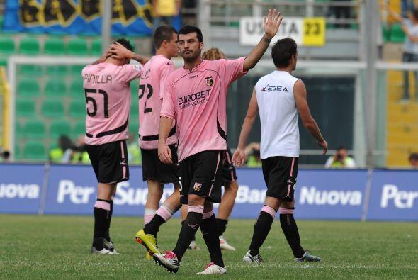 El Palermo se quedó con las manos vacías, después de haber soñado con el...