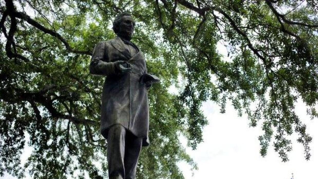 Estatua de Jefferson Davis