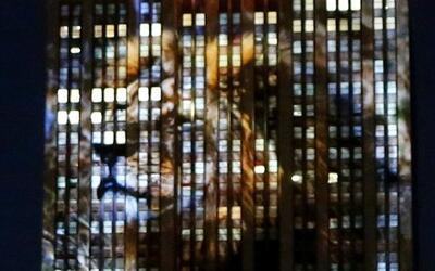 Cecil el león en el Empire State