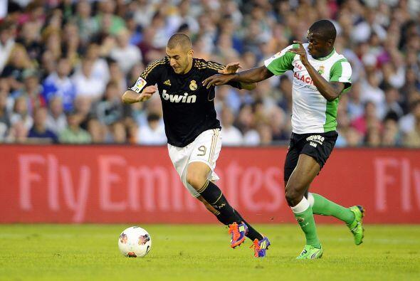 Real Madrid había jugado su partido en el campo del Racing.