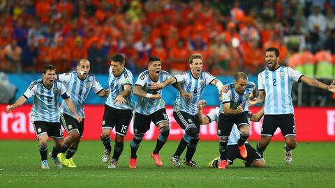 Argentina vs. Panamá en la Copa América Centenario