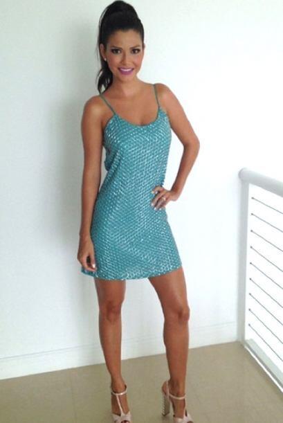 Ana Patricia fue una de las primeras en compartir el modelito elegido pa...