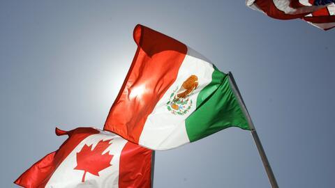 México y canadá puede estar aliviados por no ser objeto de...