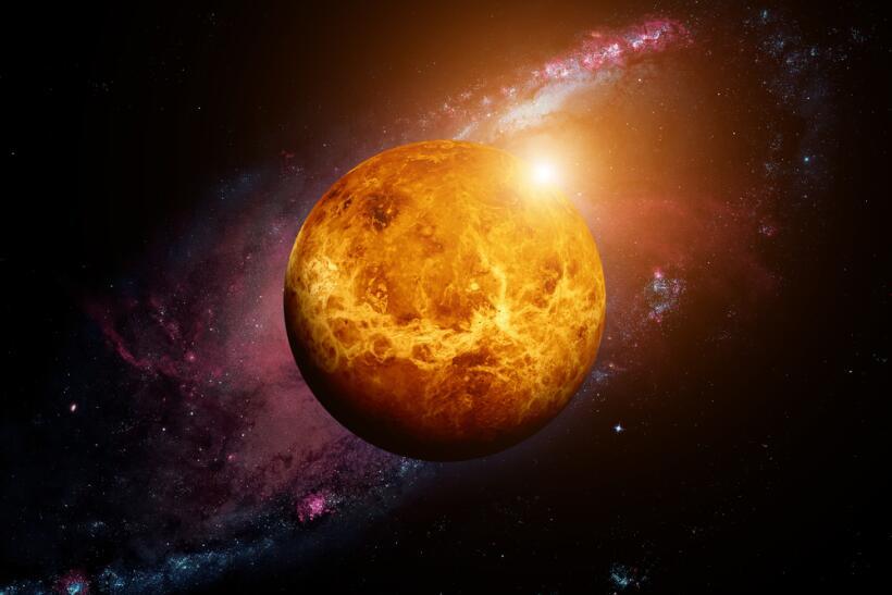 Venus entra en Capricornio