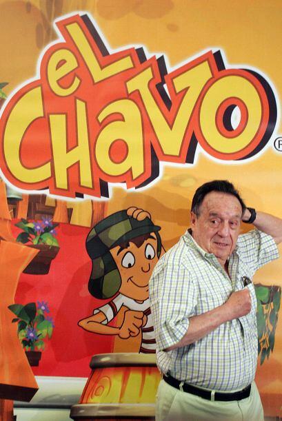 El Chavo del Ocho también fue uno de los personajes que se volvía loco c...