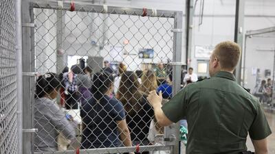 La indignación por la separación de familias de inmigrantes en la frontera alcanza a políticos republicanos