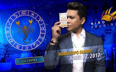 Niño Prodigio - Escorpión 22 de junio 2017