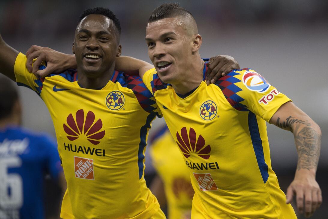 En fotos: Los Diablos asaltan la cima del Clausura 2018 01-america.jpg
