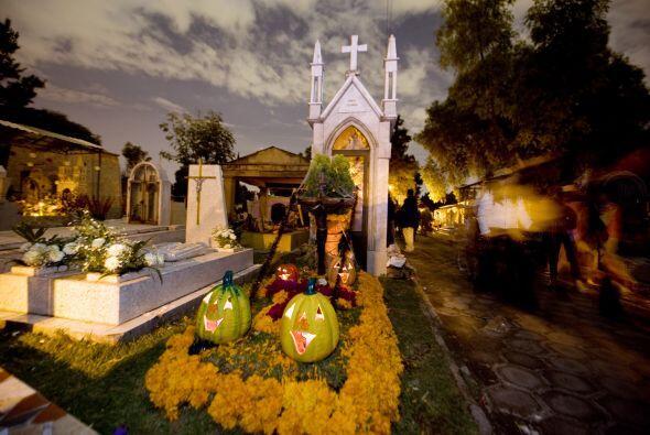 Sin contar las celebraciones por la tradición mexicana del día de muerto...