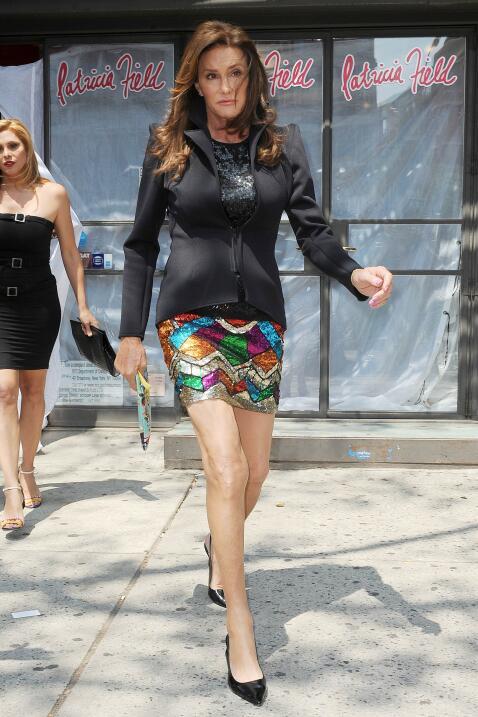Caitlyn Jenner y su estilo