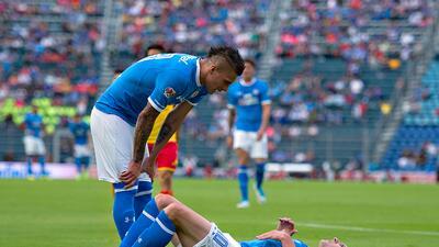 Cruz Azul deja ir la victoria en los últimos minutos ante Morelia