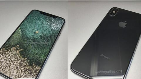 Se conocen imágenes del que podría ser el nuevo iPhone 8