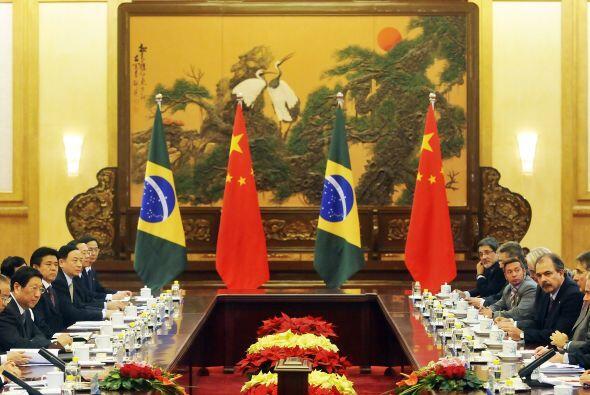 Además se va abrir el Instituto Confucio en la Universidad Federal de Rí...