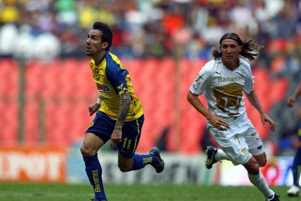 Leandro Augusto  Ya en otro momento de su carrera Leandro Augusto saldrá...