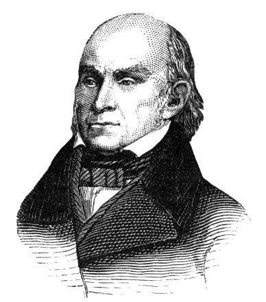 #6 John Quincy Adams . Mandato desde 4 de marzo de 1825 hasta 4 de marzo...