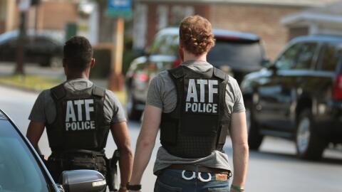 20 agentes de ATF llegan a Chicago