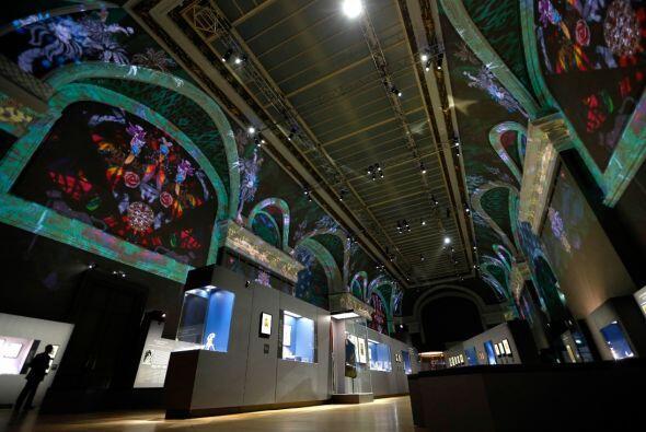 """""""Cartier, el estilo y la historia"""" es una exposición donde se mostrarán..."""