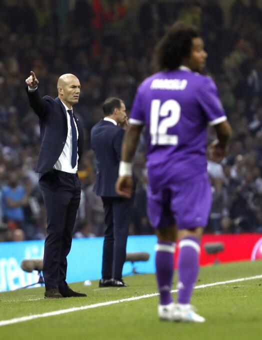 Cristiano volvió a estar sublime en la nueva Champions del Madrid 636321...