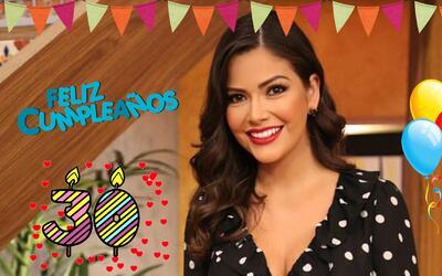 Ana Patricia cumpleaños