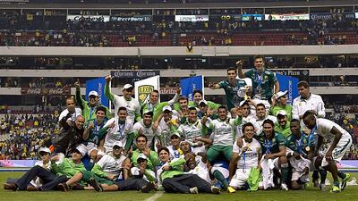 Los 10 mejores   León devoró al América en el Apertura 2013