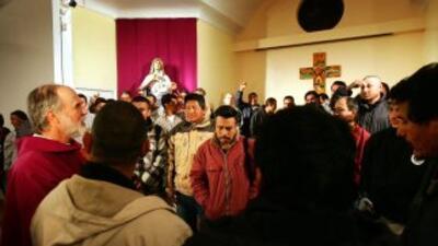 Las iglesias que participan en la Alianza Migratoria planean dar servici...