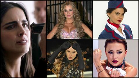 Las 10 peligrosas bellezas de la televisión
