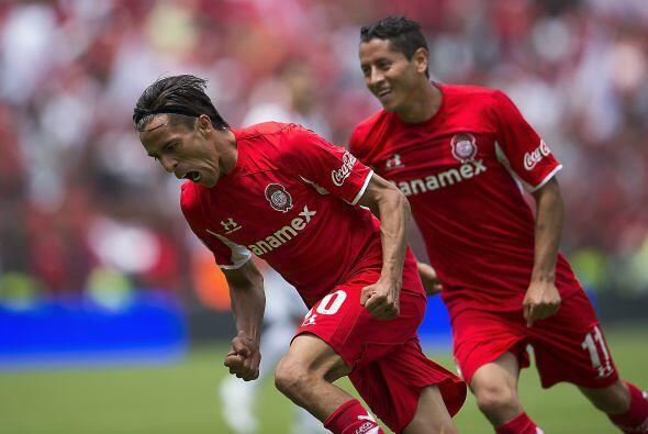 Mientras que Lucas Lobos ya ha podido marcar goles con los escarlatas el...