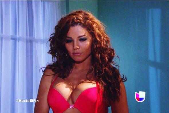 Es Irma quien se metió a tu recámara y puso en práctica toda su seducción.