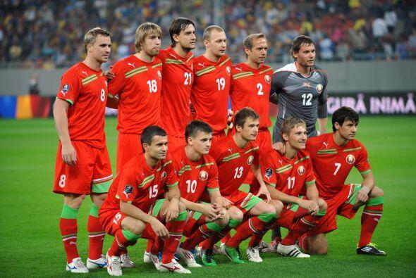Bielorrusia es el próximo rival de México y con el cual cerrara su parti...