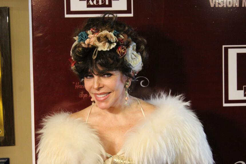 Verónica Castro en la entrega 22 de 'La Dama de la Victoria a lo Mej...