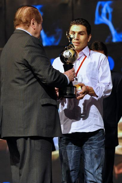 La Conmebol decidió homenajear en el sorteo de la Libertadores 2011 al j...