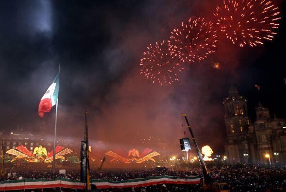 Como cada septiembre, México comienza los preparativos para sus f...