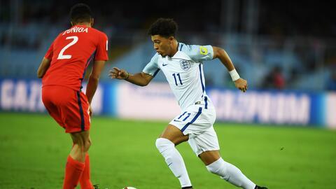 Chile vs Inglaterra
