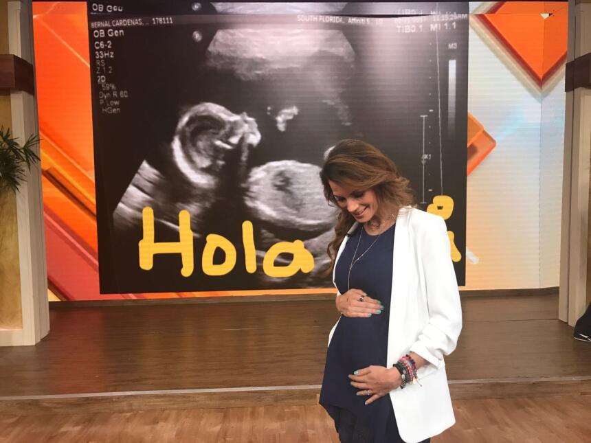 Alan Tacher y Cristy anunciaron su embarazo