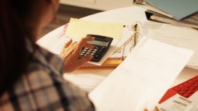 ¿Cómo puedes manejar tu presupuesto familiar?
