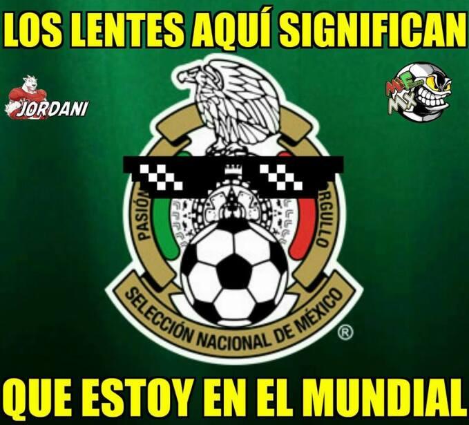 México está en el mundial, pero los memes castigan las rot...