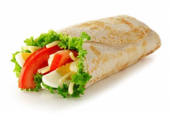 Argentina - McWrap Veggie - Foto tomada de Twitter   Usuario@McDonalds_Ar