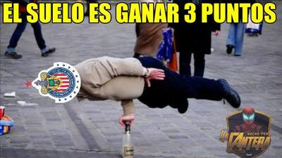 Memelogía | Siguen las risas por el mal inicio de temporada de Chivas