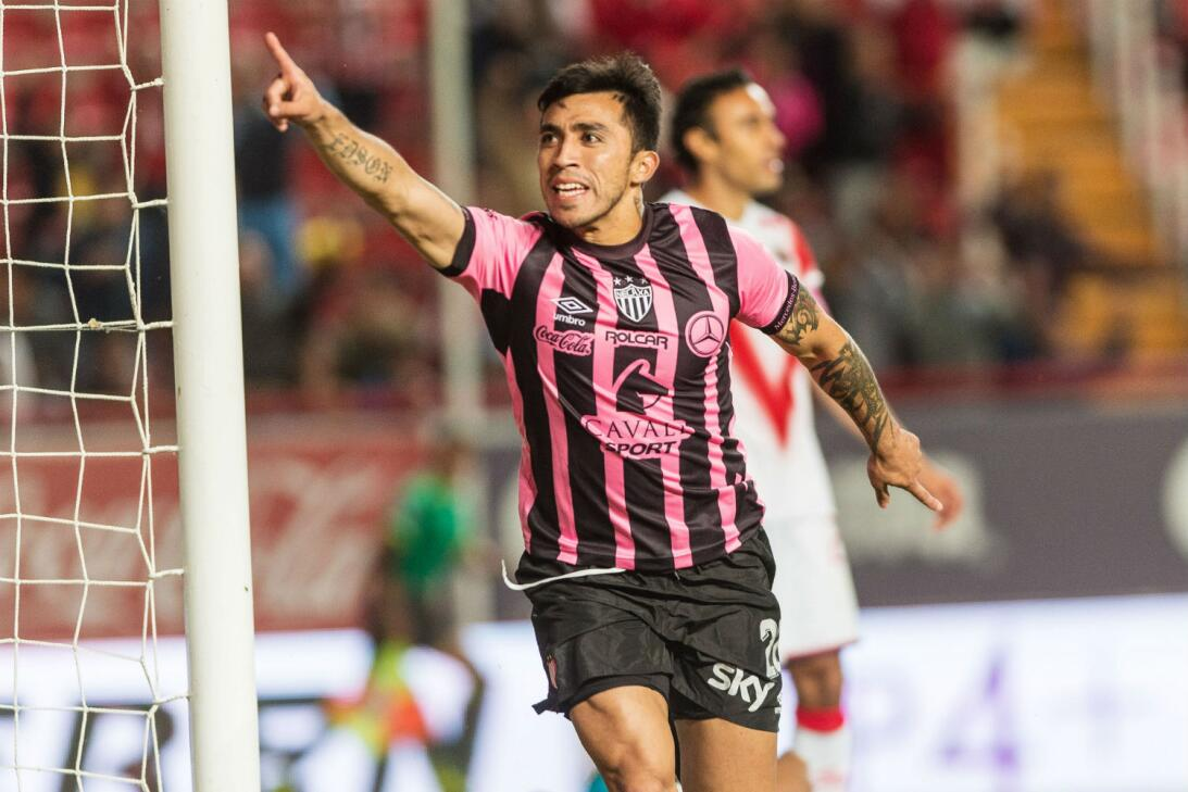 El 'once ideal' previo al arranque del Clausura 2017 de la Liga MX. Edso...