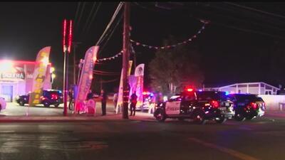 Policía de Sacramento busca a sujetos que agredieron a tiros a oficiales